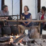 Tunnelmallinen Sarvikota sopii virkistyspäivin, juhliin ja kokouksiin